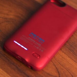 Astra Electric Iphone X Power Bank Case